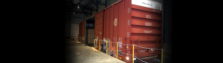 LOGIBEL, une expertise provinciale en transbordement multimodal